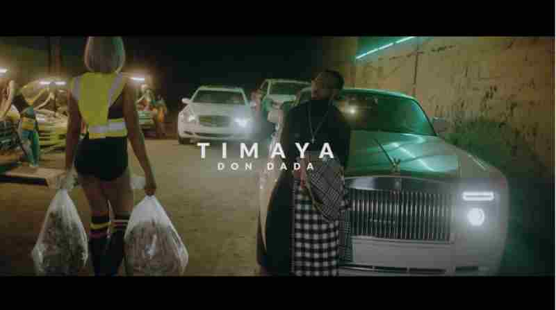 Video : Timaya - Don Dada